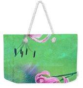 Duet - 9t01b Weekender Tote Bag