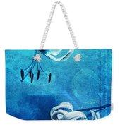 Duet - Blue03 Weekender Tote Bag