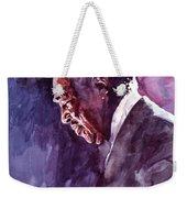 Duke Ellington Mood Indigo Sounds Weekender Tote Bag