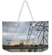Duke Energy Mcguire Nuclear Energy Station Weekender Tote Bag