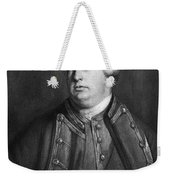 Duke Of Cumberland (1721-1765) Weekender Tote Bag