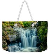 Dukes Creek Falls Weekender Tote Bag