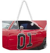 Dukes Of Hazard General Lee Weekender Tote Bag