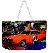 Dukes Of Hazzard Weekender Tote Bag