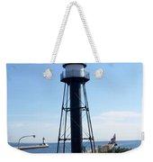 Duluth Mn Lighthouses  Weekender Tote Bag