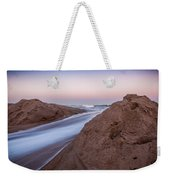 Dune Break Weekender Tote Bag