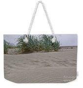 Dune Grass On Beach Dune Landscape Art Prints Weekender Tote Bag