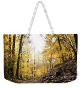 Dune Land Forest Weekender Tote Bag