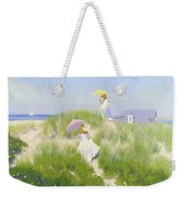 Nantucket Dune Pass  Weekender Tote Bag