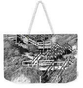 Dune Steps 02 Weekender Tote Bag