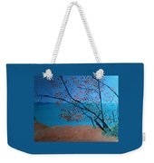 Lake Michigan Dunes Weekender Tote Bag