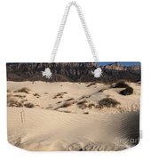 Dunes At The Guadalupes Weekender Tote Bag