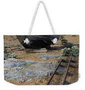 Dungeness Days 1 Weekender Tote Bag