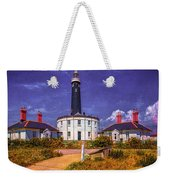 Dungeness Old Lighthouse Weekender Tote Bag