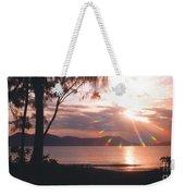 Dunk Island Australia Weekender Tote Bag by Jerome Stumphauzer