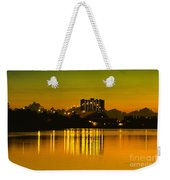 Dunlawton Morning Weekender Tote Bag