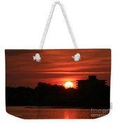 Dunlawton Sunrise Weekender Tote Bag