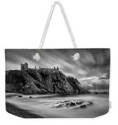 Dunnottar Castle 2 Weekender Tote Bag by Dave Bowman