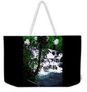 Dunns River Falls Jamaica Weekender Tote Bag