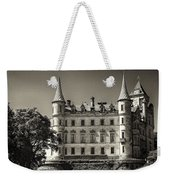 Dunrobin Castle Scotland Weekender Tote Bag