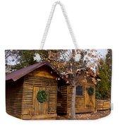 Dunwoody Farmhouse Cabins Weekender Tote Bag