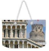 Duomo And Campanile Weekender Tote Bag