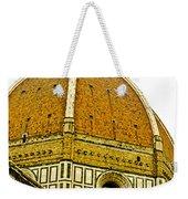 Duomo Florence Italy Weekender Tote Bag