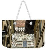 Duomo In Firenze Weekender Tote Bag