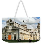 Duomo Of Field Of Dreams Weekender Tote Bag