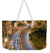 Dupont Circle Traffic I Weekender Tote Bag
