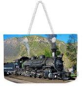 Durango To Silverton Train Weekender Tote Bag