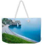 Durdle Door In The Evening Weekender Tote Bag