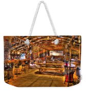 Durhamtown Redneck Bar Art Weekender Tote Bag