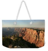 Dusk At The Canyon Weekender Tote Bag