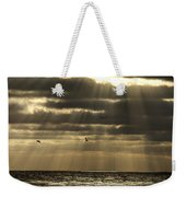 Dusk On Pacific Weekender Tote Bag