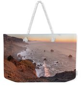 Dusk On The Northcoast Weekender Tote Bag