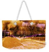 Dust Bowl Weekender Tote Bag