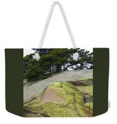 Dusted With Gold Weekender Tote Bag