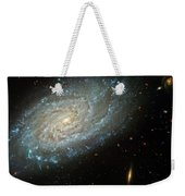Dusty Galaxy Weekender Tote Bag