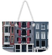 Dutch Canal House Weekender Tote Bag