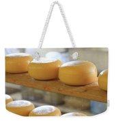Dutch Cheese Weekender Tote Bag