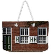 Dutch Neighborhood In Potsdam Weekender Tote Bag