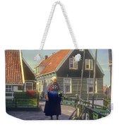 Dutch Traditional Dress Weekender Tote Bag