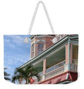 Duval And South Weekender Tote Bag