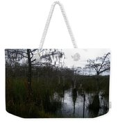 Dwarf Cypress Pool Weekender Tote Bag