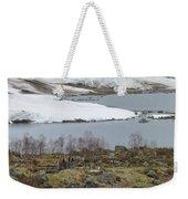 Dwarfed By Nature Weekender Tote Bag