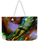 Dwelling In Erotic Pleaseure Weekender Tote Bag