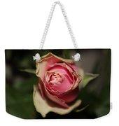 Dying Rose Weekender Tote Bag