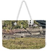 Dylan Thomas Boathouse At Laugharne 2 Weekender Tote Bag
