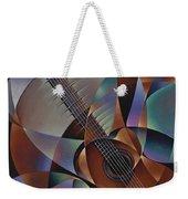 Dynamic Guitar Weekender Tote Bag